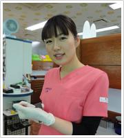 三木 麻弓 歯科衛生士 藤生歯科センター(山口県岩国市)